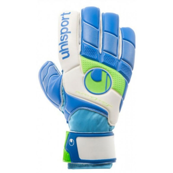 Воротарські рукавиці FANGMASCHINE SOFT BLUE 100054301
