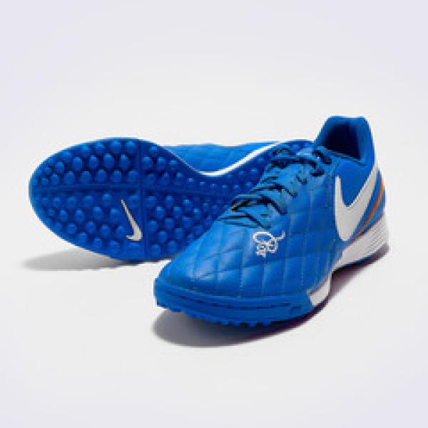 Сороконіжки Nike Tiempo Legend VII Academy Ronaldinho10 TF (шкіра) AQ2218-410