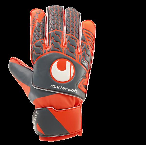 Воротарські рукавиці UHLSPORT AERORED STARTER SOFT 101106302