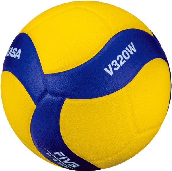 М'яч волейбольний Mikasa V320W