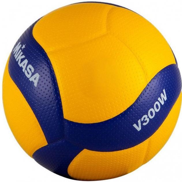 М'яч волейбольний Mikasa V300W
