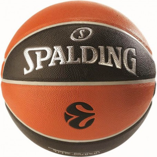 М'яч баскетбольний Spalding Euroleague TF-500