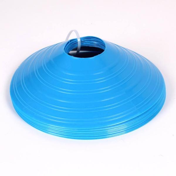 Фішки голубі  - комплект з 10шт